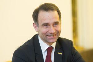 Seimo liberalų susitikimas su R. Masiuliu neįvyks