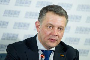 Liberalų vadovas: E. Masiulio vieša gynyba pakenks partijai prieš rinkimus