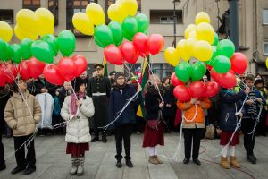 Laimingesnę Lietuvą kurs tėvų netekę vaikai