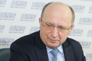 Ukrainos prezidentas apdovanojo A. Kubilių