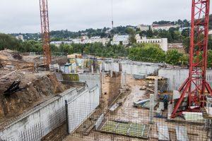 Statybų Užupyje istorija: pergalę švenčia statytojai
