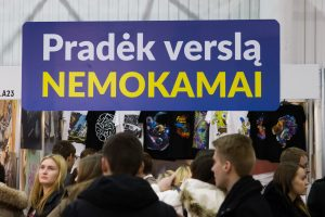 Lietuviai sunkumų nebijo, tačiau nuosavo verslo kurti nesiryžta