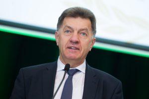 V. Laučius: siūlymas premjerui pasitikrinti pasitikėjimą – rinkimų spektaklis