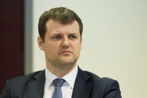 G. Paluckas: turiu nuojautą, kad taryba gali priimti sprendimą trauktis iš koalicijos