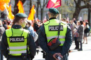 Ginčas dėl policijos reformos – vėl teisme