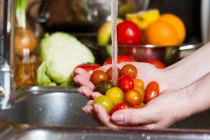 Daržovių kainas augina ir sausra