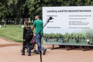 Lukiškių aikštė nustebino gausiais archeologiniais radiniais