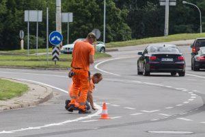 Po VPT nurodymo Vilnius rengia naują gatvių ženklinimo konkursą