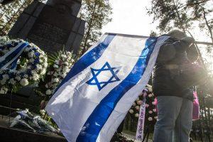 Žydai kritikuoja Vilniaus valdžios kvietimą minėti 1941-ųjų sukilimą