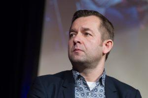 TSPMI vadovas R. Vilpišauskas: norime ugdyti kuriantį elitą Lietuvai