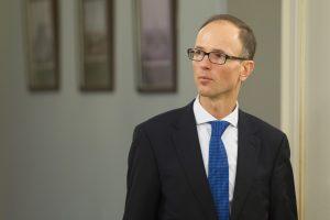 LAT pirmininkas: teismuose mažėja baudžiamųjų, daugėja civilinių bylų