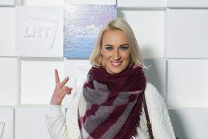 Dainininkė A. Vedrickaitė pristato amerikietiško stiliaus projektą