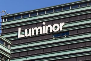 """""""Luminor"""" bankas užbaigė vardo keitimo procesą"""
