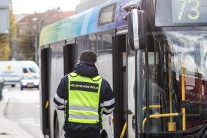 """""""Zuikiai"""" sostinės transporte: rekordininkas baustas jau 368 kartus"""