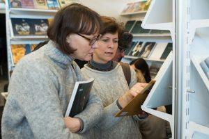Šimtmečio knygų mugė sulaukė daugiau kaip 67 tūkst. lankytojų