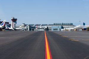 Vilniaus oro uosto rekonstrukcija keliautojų neišgąsdino