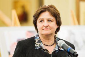 L. Graužinienė Švedijoje ragino siekti greitesnio sutarčių su Ukraina ratifikavimo