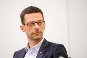 Buvusiam Seimo nariui Š. Gustainiui pareikšti įtarimai kyšininkavimu