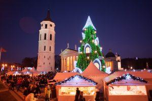 Vilnius – tarp 18 gražiausių lankytinų pasaulio kampelių