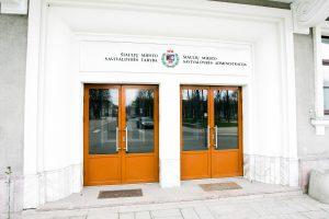 Šiaulių tarybos narių apkaltos komisija prašo daugiau laiko