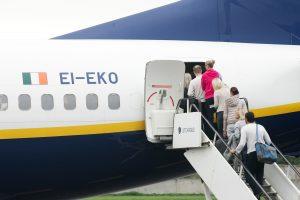 Pernai dėl emigracijos Lietuva neteko apie 30 tūkst. gyventojų
