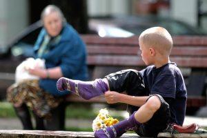 Lietuva – tarp mažiausiai vaikais besirūpinančių pasiturinčių pasaulio šalių