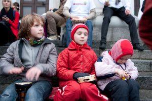 """Projektas """"SOS vaikų kaimai"""" kviečia investuoti į vaikų ateitį"""
