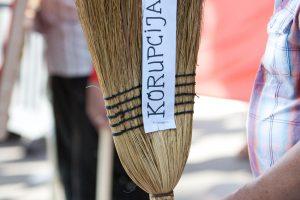 Korupcijos suvokimo indekse Lietuva lieka 38-oje vietoje