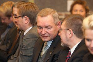 Buvęs Alytaus meras Č. Daugėla lieka nuteistas