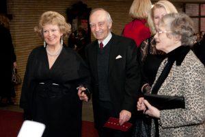 Aktorius F. Jakšys švenčia 80-ies metų jubiliejų