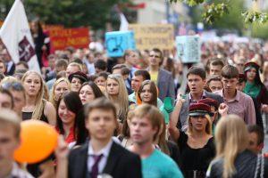 Studentams garantuota paskolų už 1,6 mln. eurų