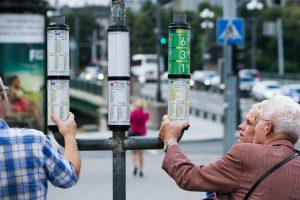 Dėl Vilniaus oro uosto rekonstrukcijos – viešojo transporto pokyčiai