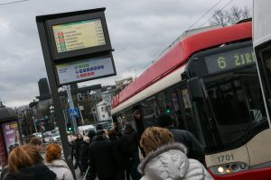 Nuo balandžio 1-osios – viešojo transporto tvarkaraščių pokyčiai