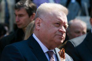 A. Udalcovas rėžė: Lietuva neturi jokių galimybių pastatyti savo AE