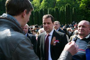 Lenkijos ambasadorės žinia LLRA: švęsti gegužės 9-osios nedera
