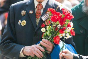 Antrojo pasaulinio karo veteranai Lietuvoje gaus rusišką pensiją