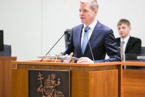 Vilniaus valdantieji aiškinsis situaciją koalicijoje