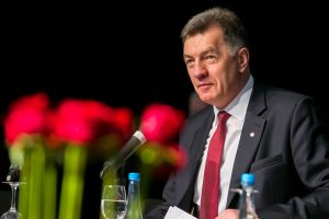 Premjeras: nuo 2016 metų liepos MMA didės iki 380 eurų