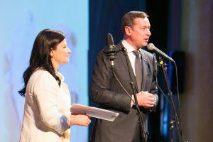 A. Zuokienė Seimo rinkimuose dalyvaus su vyro vadovaujama partija
