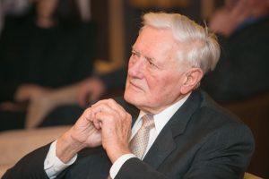 V. Adamkus: Lietuvos ir Lenkijos santykiai apgailėtinai atšalo