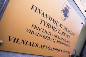 Iš pareigų pasitraukė du FNTT direktoriaus pavaduotojai