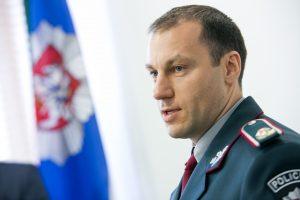 L. Pernavas: policijos reforma – dėl visuomenės saugumo