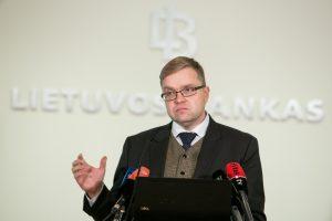 V. Vasiliauskas: euro zonoje viskas juda į teigiamą pusę
