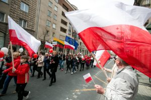 Apklausa: lietuviai svarbiausia partnere laiko Lenkiją, bijosi Rusijos