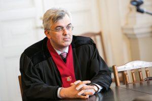 Į Vilniaus prokuratūros vadovus pretenduoja J. Laucius ir J. Rėksnys