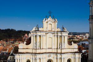 Šv. Jonų bažnyčią pripildys simfoninės muzikos skambesys
