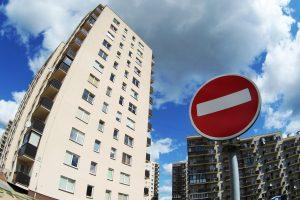 Vilniuje butų nuomos rinka prisisotino