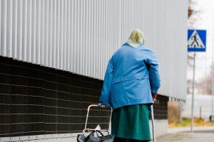 Nuo sausio vidutiniškai 20 eurų didėja pensijos