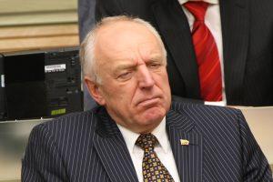 Buvęs Seimo narys J. Jagminas – Kazachstano garbės konsulas