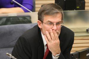 Opozicinių Seimo socialdemokratų frakcijos seniūnu tapo J. Sabatauskas